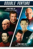 Star Trek - First Contact/Generations Gift Set
