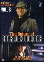 Return of Sherlock Holmes - Vol. 2: The Second Stain & The Six Napoleons