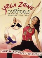 Yoga Zone - Essentials 3 Pack