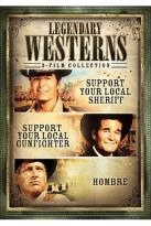 Legendary Westerns - 3 Pack