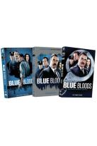 Blue Bloods: Seasons 1-3