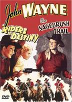 John Wayne - Double Bill: Riders Of Destiny/The Sagebrush Trail