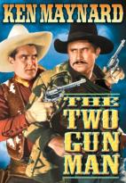 Two Gun Man/Matt Clark, Railroad Detective