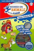 Hooked On Animals On The Farm Super A