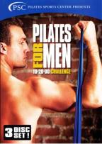 Pilates for Men: 10-20-30 Challenge