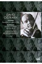 David Oistrakh in Recital