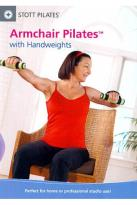 Stott Pilates: Armchair Pilates with Handweights