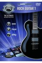Alfred's Play Series: Rock Guitar, Vol. 1