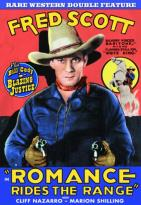 Rare Western Double Feature: Blazing Justice/Romance Rides the Range