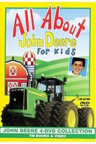 All About John Deere For Kids - Box Set
