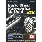 David Barrett's Harmonica Masterclass: Basic Blues Harmonica Method - Level 1