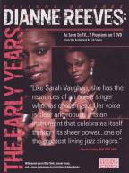 Dianne Reeves - The Early Years
