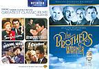 TCM Greatest Classic Films Collection: Hitchcock Thrillers/The Brothers Warner