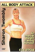 Sharon Twombly's All Body Attack: An Interval Weight Training Workout