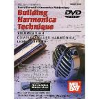 David Barrett's Harmonica Masterclass: Building Harmonica Technique, Vols. 3 & 4