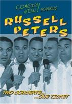 Russell Peters - Two Concerts... One Ticket