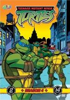 Teenage Mutant Ninja Turtles - The Complete Fourth Season