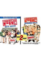 American Pie Presents: Beta House/American Pie Presents: The Naked Mile Value Pack