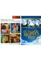 TCM Greatest Classic Films Collection: Romance/The Brothers Warner