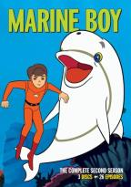 Marine Boy - The Complete Second Season