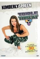 Kimberly Spreen: Triple Threat (Cardio Kickboxing/Functional Power/Flow
