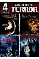 Masters of Terror: 4 Movies - Children of the Corn III/Mortuary/Ritual/They