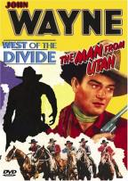 John Wayne - Double Bill: West Of The Divide/The Man From Utah