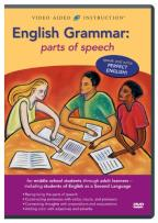English Grammar - Parts Of Speech
