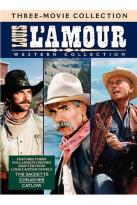 Louis L'Amour Western Collection: The Sacketts/Conagher/Catlow