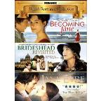 British Romance Collection: Becoming Jane/Brideshead Revisited/Jane Eyre