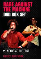 Rage Against the Machine: DVD Box Set - 20 Years at the Edge