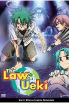 Law of Ueki - Vol. 5: Dogra Mansion Showdown