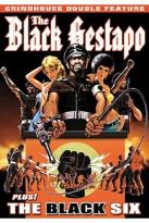 Grindhouse Double Feature: Black Gestapo/The Black Six