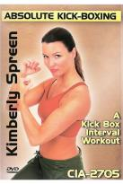 Kimberly Spreen: Absolute Kicboxing, Kick Box Interval Workout