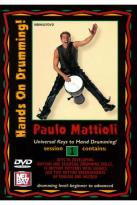 Paulo Mattioli: Hands On Drumming! - Session 1