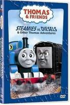Thomas & Friends - Steamies vs. Diesels & Other Thomas Adventures