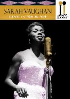 Sarah Vaughan - Jazz Icons