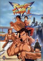Street Fighter II V - DVD Vol. 1