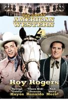 Great American Western - Vol. 36 - 4 Movies