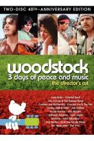 Woodstock: Three Days of Peace &amp; Music