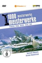 1000 Masterworks: German Romanticism