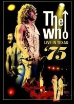 Who: Live in Houston, Texas 1975