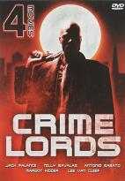 Crime Lords - 4 Movie DVD Set: Mister Scarface / Crime Boss / Mob Story / Long Arm of the Godfather