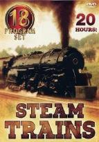 Steam Trains - Eighteen Program Set