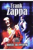 Frank Zappa - Music In Review