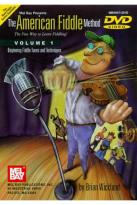 Brian Wicklund: The American Fiddle Method, Vol. 1 - Beginning Fiddle Tunes and Techniques