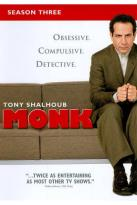 Monk - Season 3