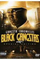 Gangsta Chronicles - Black Gangstaz