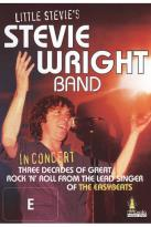 Little Stevie's Stevie Wright Band: In Concert