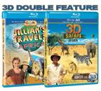 Jillian's Travels: Africa 3D/3D Safari Africa